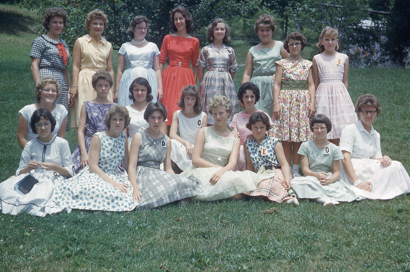 july 1961-''GIRLS CAMP''.jpg