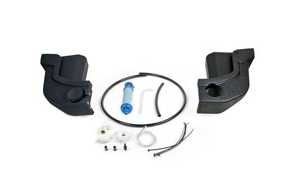 Rear Bumper / Tire Carrier - 10305010AB / 10305020AC
