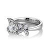 1.47ctw August Vintage Diamond Fancy Ring 1