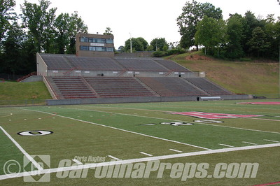Asheville High School - Asheville Memorial Stadium