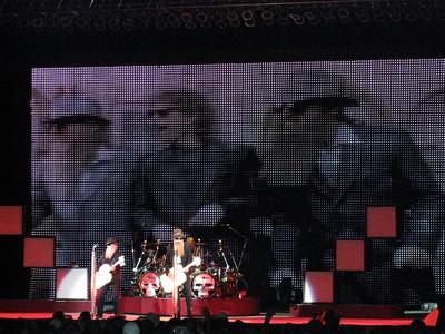 ZZ Top Concert Photos