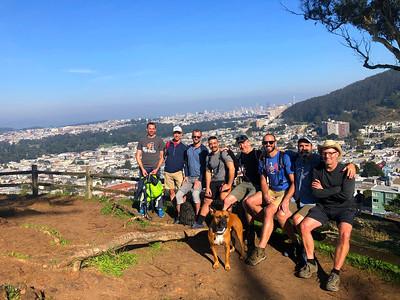SF Crosstown Trail: Feb 1, 2020