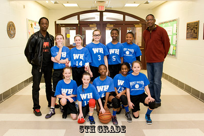 5th Grade Travel Team