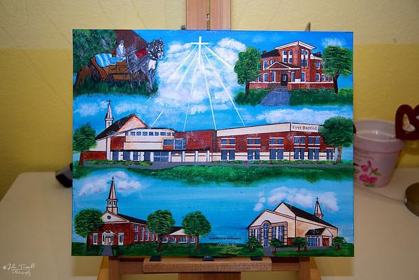 Sherri's Painting