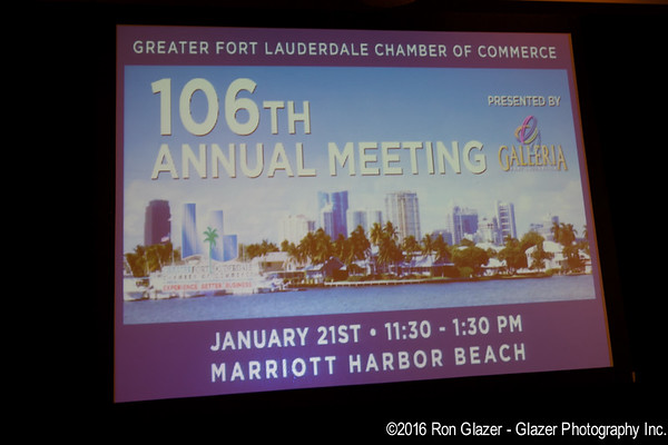 20160121-FtL Chamber-106 Annual Meeting