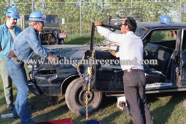 05/1979 - Ingham Co Sheriff extrication training (part 1)