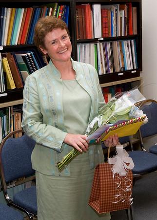 Helen B. Louise Farewell  2007