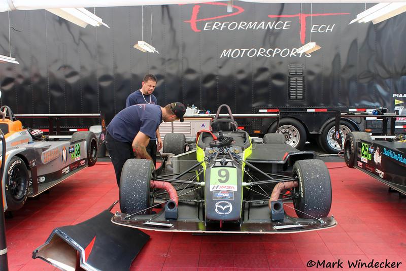 Robert Alon Performance Tech Motorsports