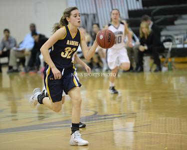 Girls Basketball: Loudoun County vs. Dominion 1.14.14