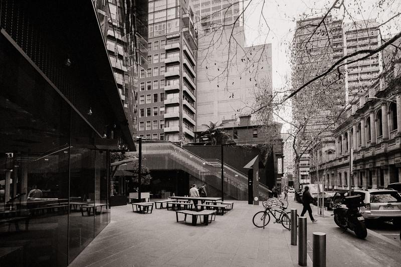 Little Bourke Street Reserve