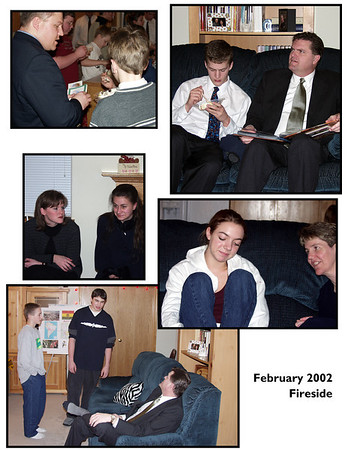 2002 - 02 Cooper Mt Youth Fireside