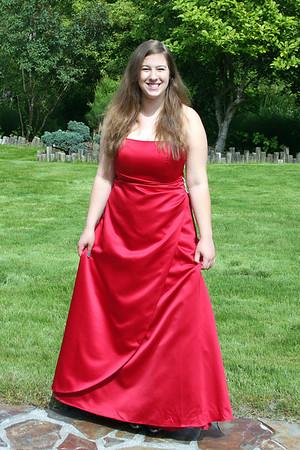 Sarah: Pops Concert and  Graduation