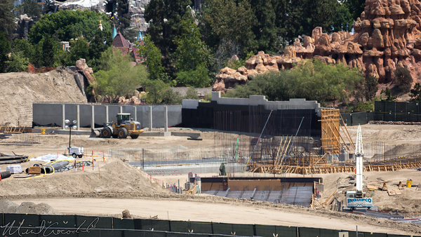 Disneyland Resort, Disneyland, Mickey, Friends, Parking, Structure, Star Wars Land, Star, Wars, Land, River, Rivers, America, Frontierland