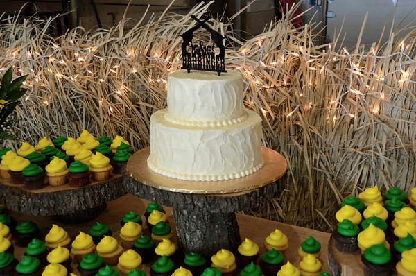 Barringer Wedding Reception