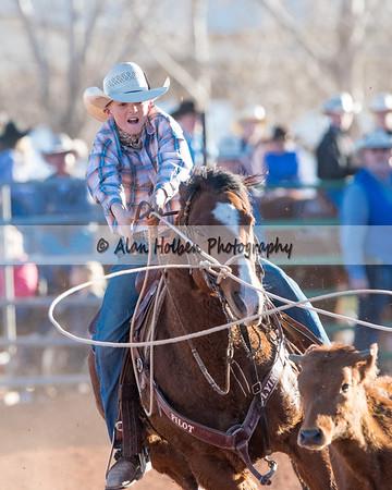 2018 Junior High Rodeo (Friday) - Boys Breakaway