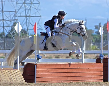 Fresno HT - Oct, 2015 - Cross Country - Beginner Novice & Intro