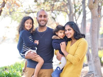 Family: Anurag and Meera 2019