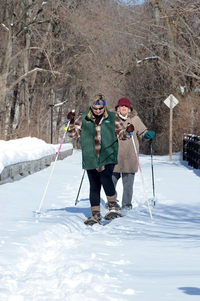 Fun in the snow-021714