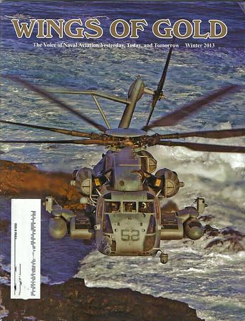 Wings of Gold- Naval Aviators Association Magazine