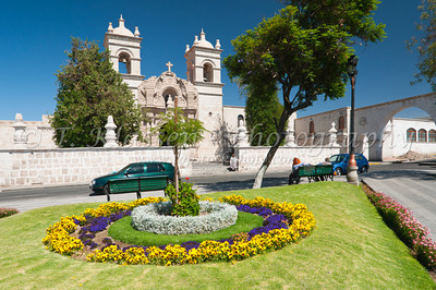 Arequipa Churches