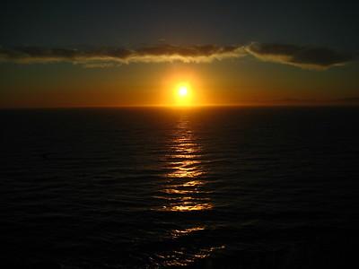 SUNRISE, SUNSET & CLOUDS