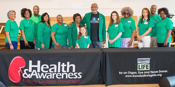Health & Awareness Kidney Disease Prevention 2019