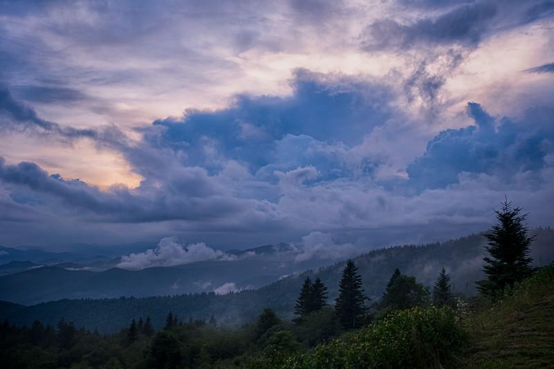 Blue Ridge Afternoon