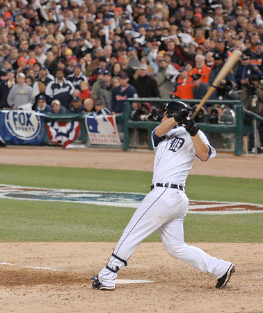 Detroit Tigers ALCS Game Clincher