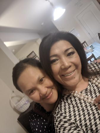 2019-6-23 - Louisse and Evelyn Reunion