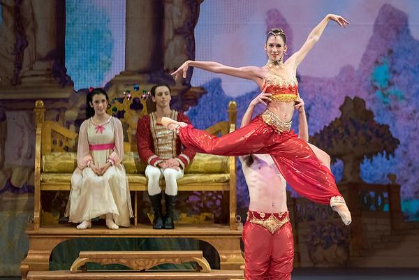 Ballet Idaho Nutcracker Friday night