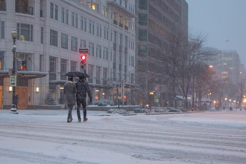 Jan. 22nd - Downtown DC