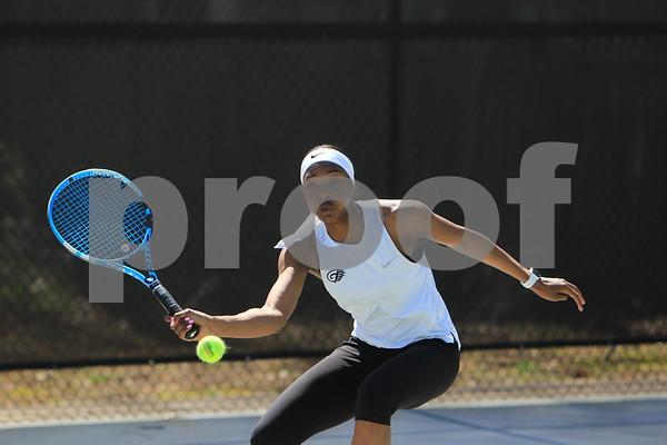 Georgia Gwinnett College 2019 Tennis vs. Montevallo