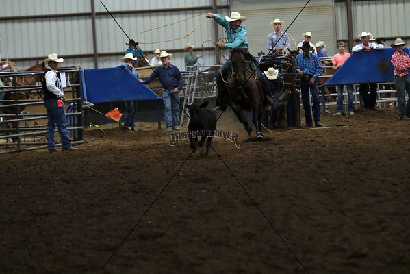 Saturday Night Tie Down Roping
