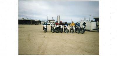 1998 Bruce-O Honda Ride to Lauglin
