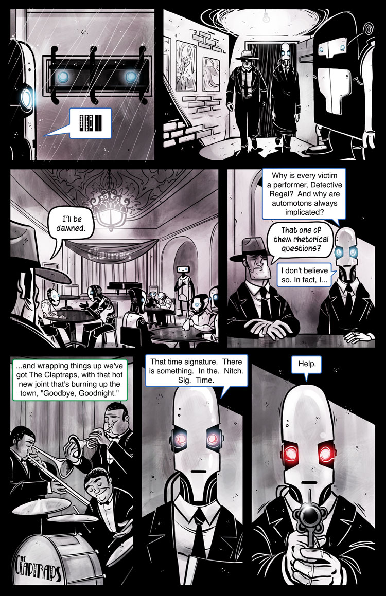 Automata, Page Three