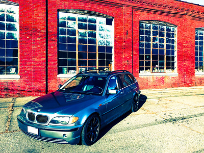 BMW E46 325i Wagon