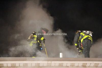 Atlantic Beach House Fire 1/23/13