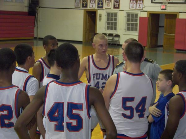 Basketball: FUMA vs. Fluvanna