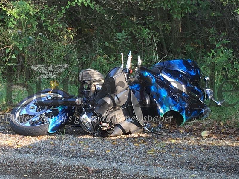 "422 motorcycle crash""."