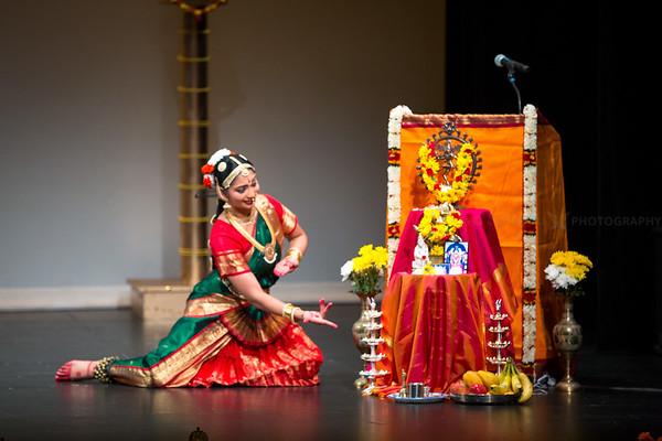 Priyanka Ravi Arangetram