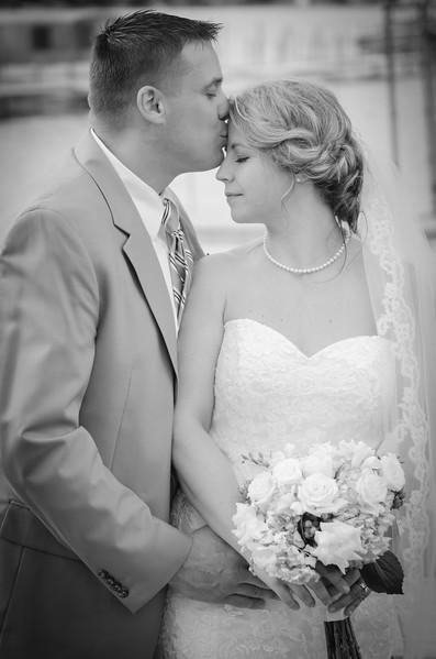 Courtney and Warren Wedding