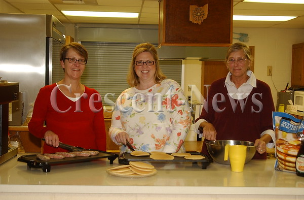 10-28-15 NEWS Ayersville Methodist Pancake Promo
