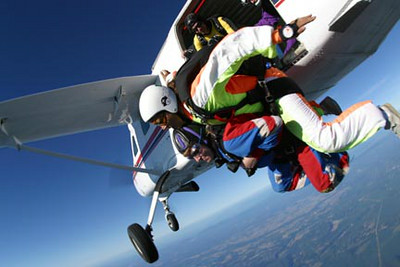 Angie's Skydive
