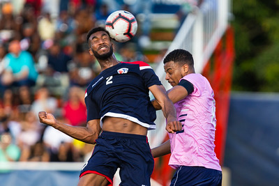 Dominicana Vs Bermudas / Concacaf Nations League  @Cibao FC 24/3/19