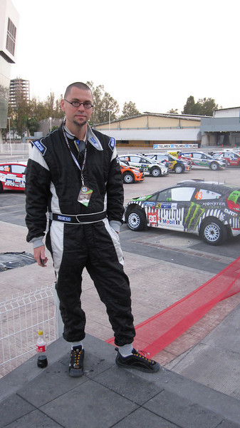 WRC Rally Mexico 2011
