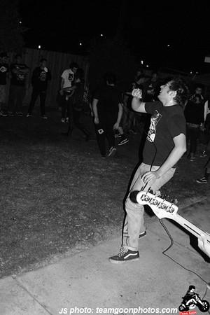 Backyard Party - Carson, CA - September 13, 2008