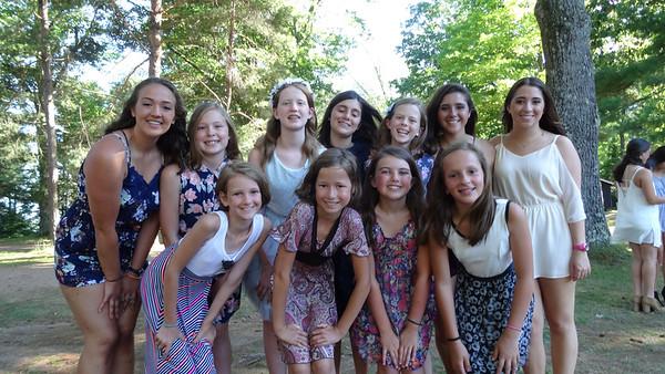 Happy Birthday Camp Woodland!