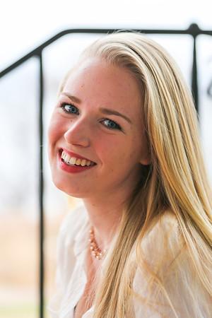 Kate B. - Sr. Portraits