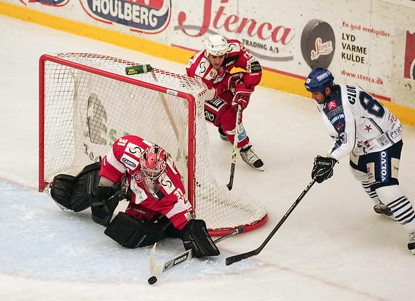 Blaze v Aab IsHockey - 12/10/2007