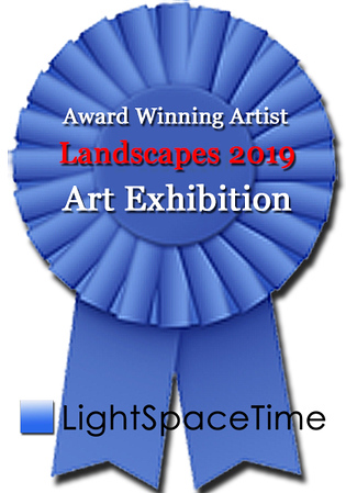 Juried shows and awards